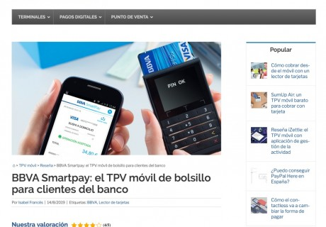Mobile Transaction Spain